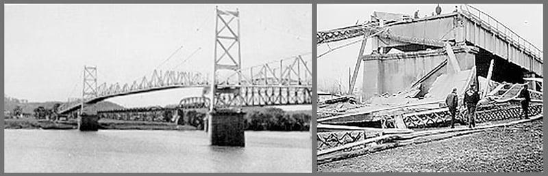 Silver_Bridge_1928 _collapsed_1967_Ohio_side