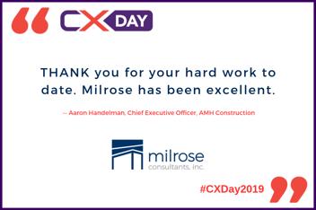 CX Day 2019