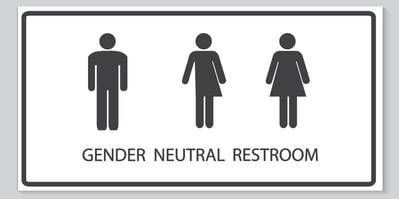 Gender-neutral-restroom laws