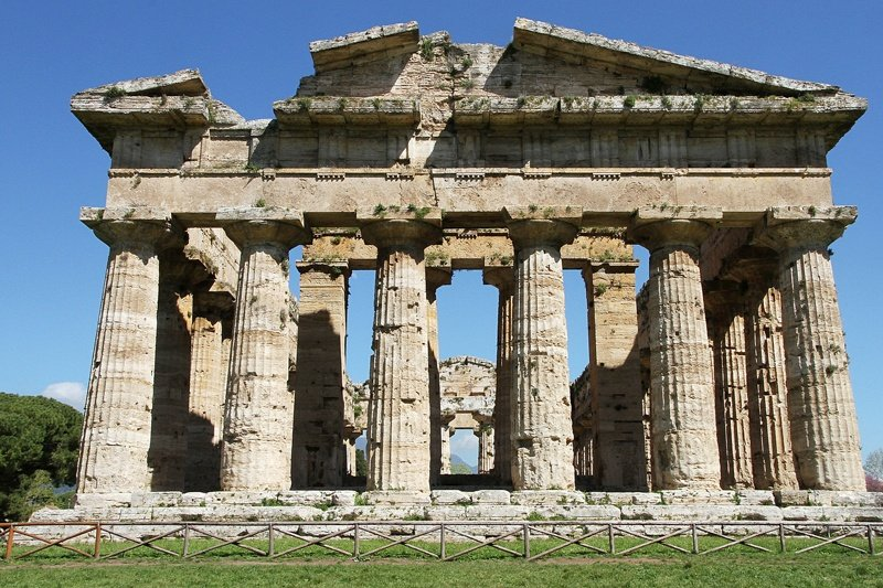 Temple-at-Paestum