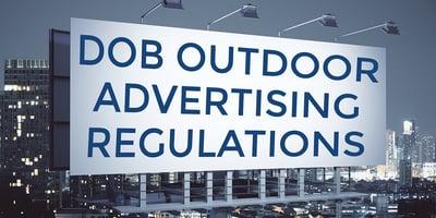 Outdoor Ad Regulations