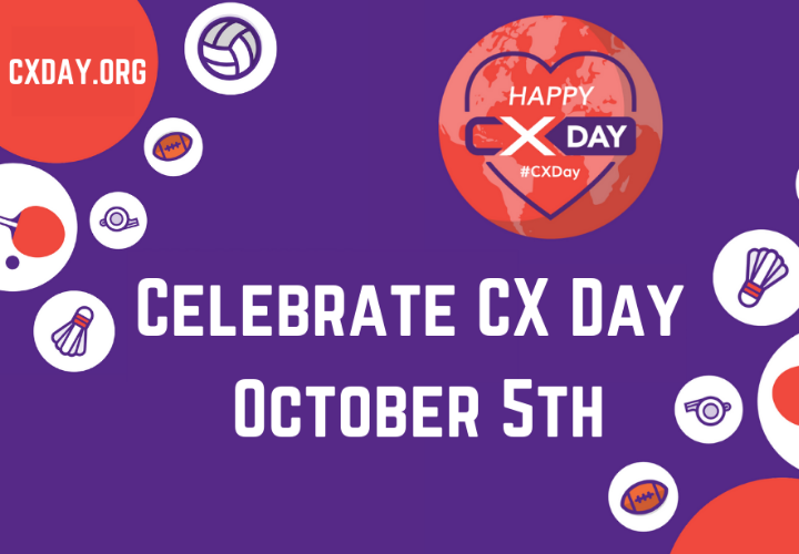 Join us in celebrating Customer Experience (CX) Day 2021