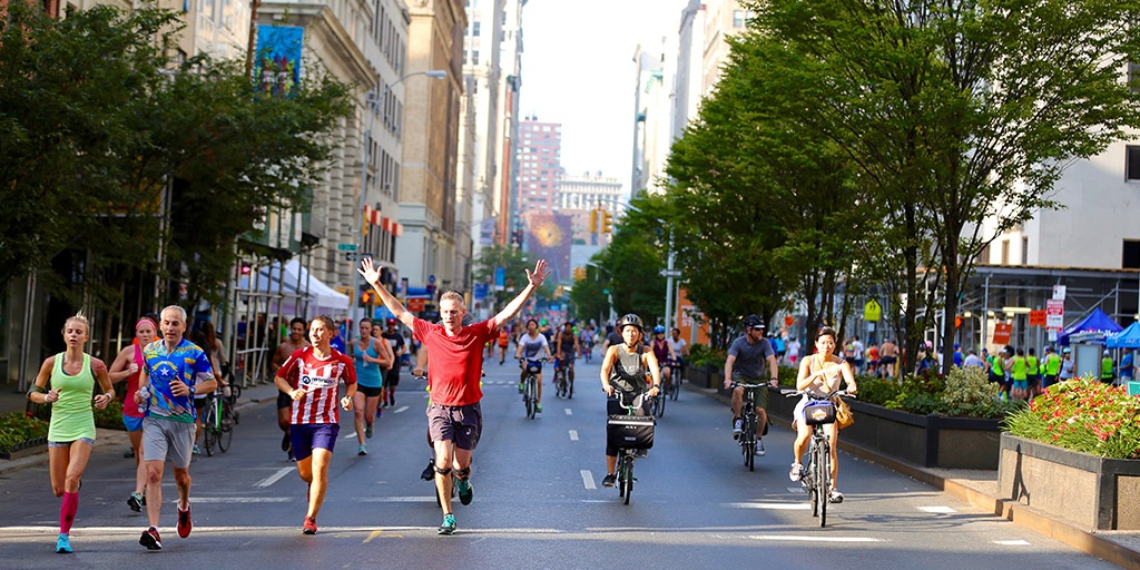 NYC 2018 Summer Streets Construction Embargo: July 30th - August 18th