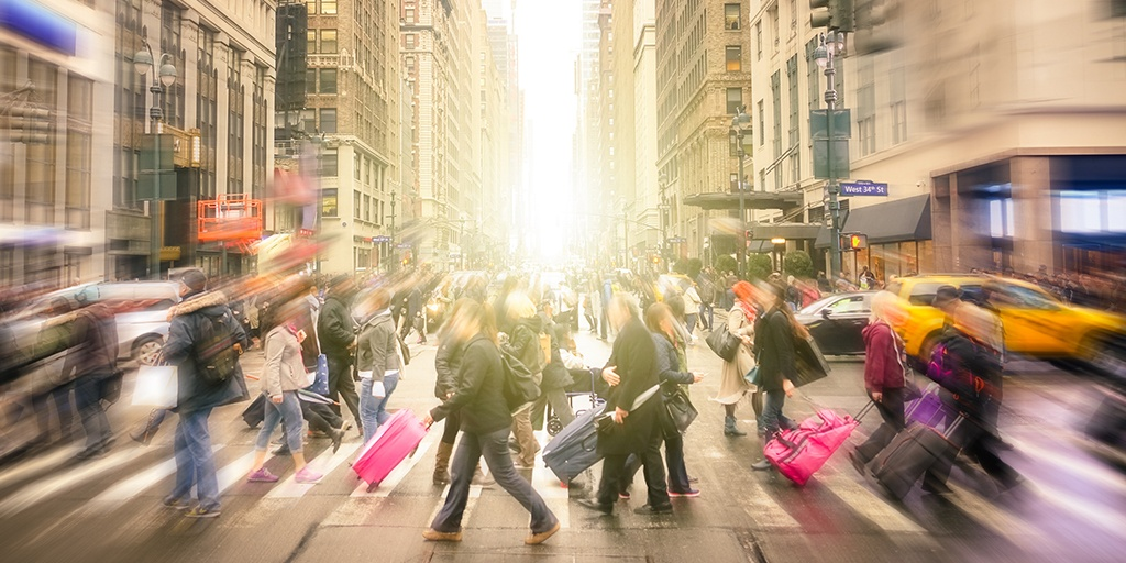 Move Over! Broadway and Seventh Avenue Are Becoming More Pedestrian Friendly