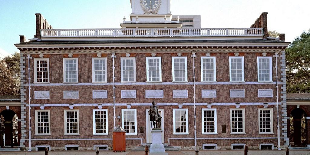 Philadelphia and Revolutionary War Architecture