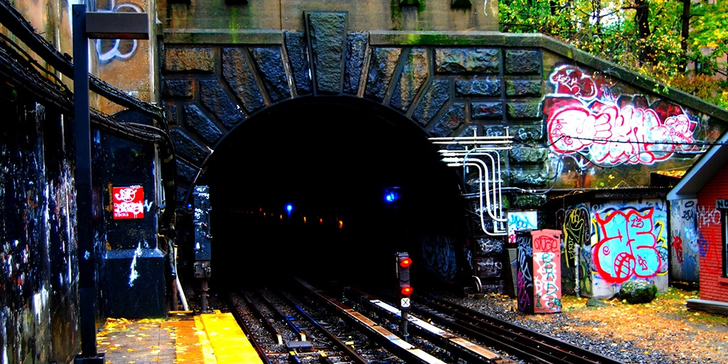 The Surprising History of Graffiti on NYC Subways Cars and Tunnels